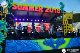 Utsumi Beach&nbspSummer Festival 2018 (domingo)