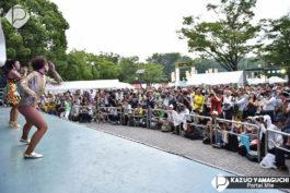 Yoyogi Park&nbspFestival Brasil 2018 no Yoyogi Parque