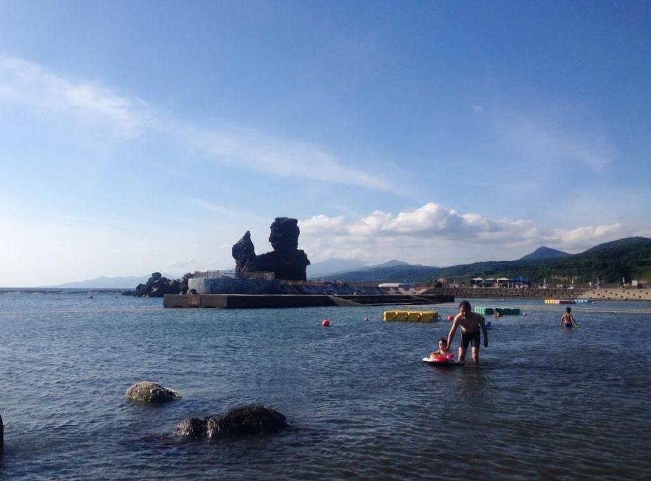&nbspGennadai: a mais bela e limpa praia de Hokkaido
