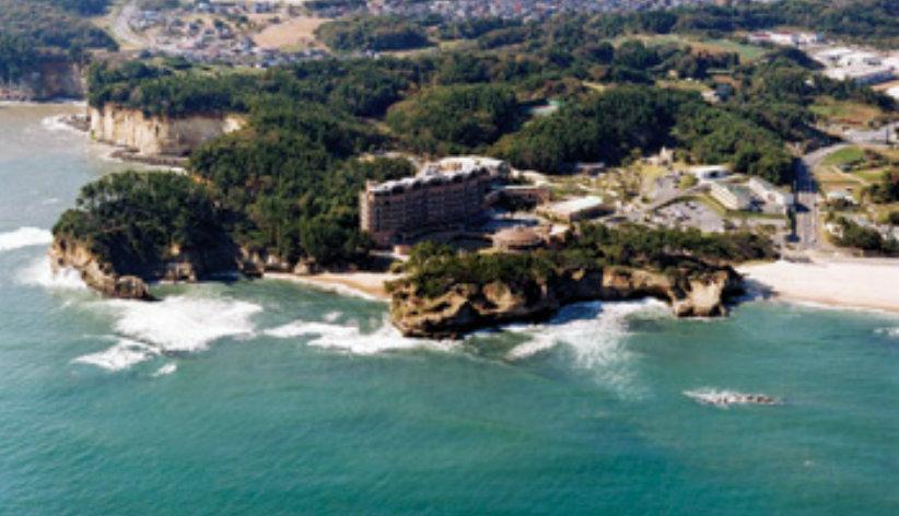 &nbspPraia de Ishihama Resort: areia fininha e clara