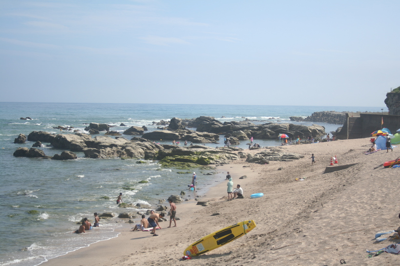 &nbspWadaura: praia limpa, excelente para as famílias