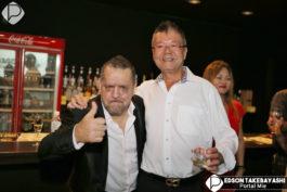 Ferran Sinatra e Vitor ds Nichiyu International