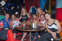The Red Sports Bar&nbspSextaneja no The Red Sports Bar
