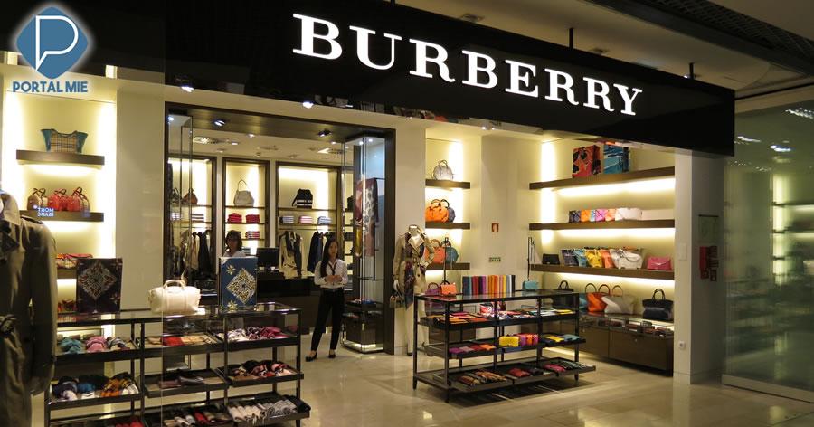 &nbspMarca de luxo Burberry queima bolsas e roupas não vendidas no valor de milhões