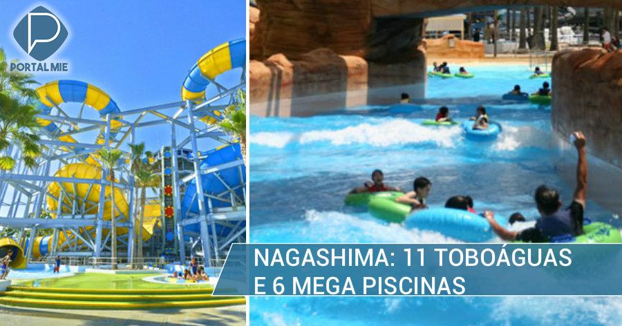 &nbspMegapiscinas de Nagashima