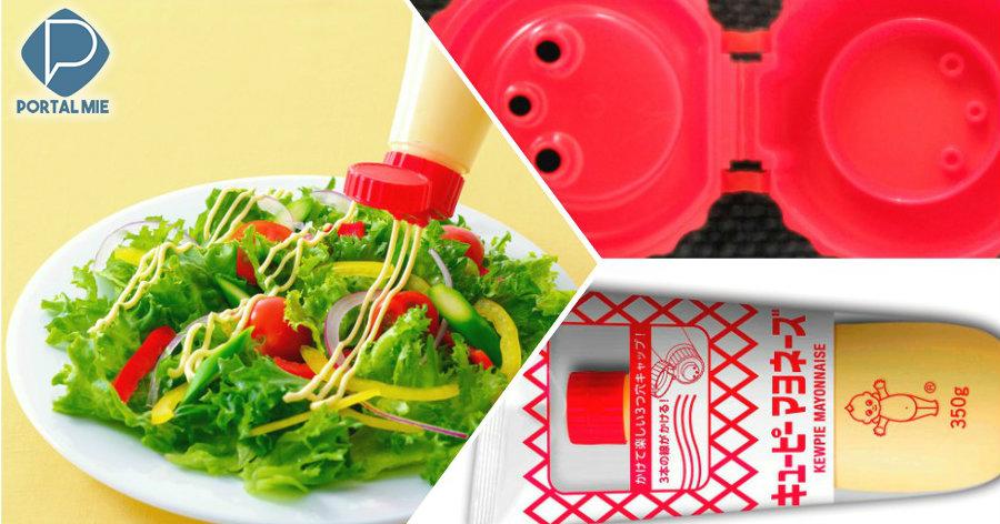 &nbspInovação: maionese mais fácil de decorar
