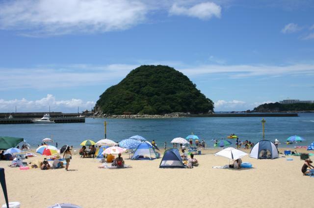 &nbspPraia Susami em Wakayama