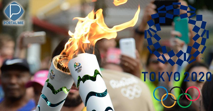 &nbsp121 dias de rali da tocha olímpica em 2020