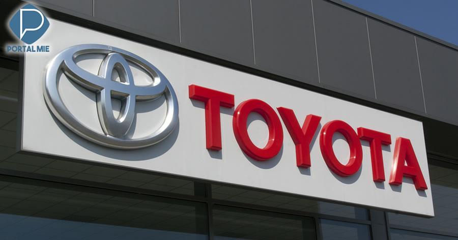 &nbspToyota se empenha para manter níveis de produção no Japão