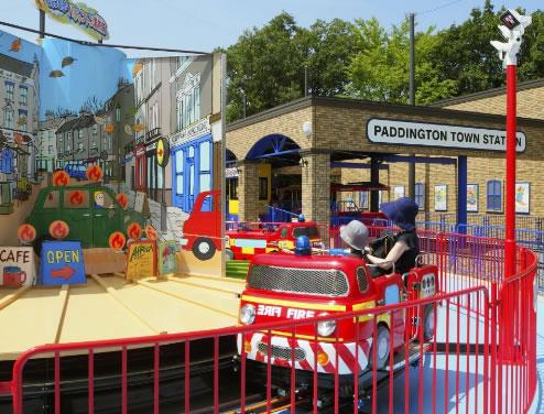 &nbspParque com tema do Urso Paddington abre em Kanagawa