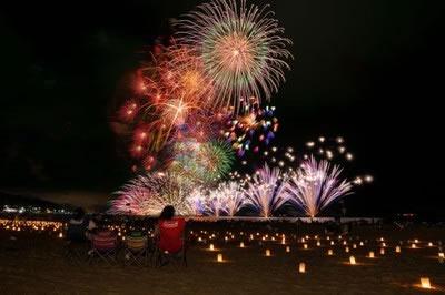 &nbspFestivais de fogos de artifício em Fukui