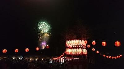 &nbspFestivais de fogos de artifício em Gifu