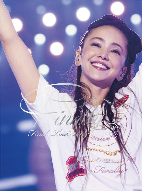 &nbspNamie Amuro: 1,7 milhão de pedidos do DVD 'Final Tour 2018'