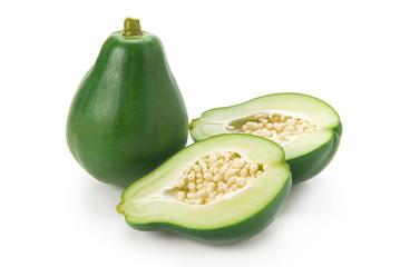 &nbspMamão papaya verde: começa a expedição em Aichi