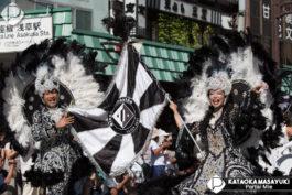 &nbspAsakusa Samba Carnival Parade Contest 2018