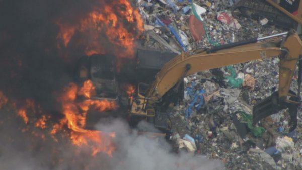 &nbspGrande incêndio em Aichi: funcionários salvos