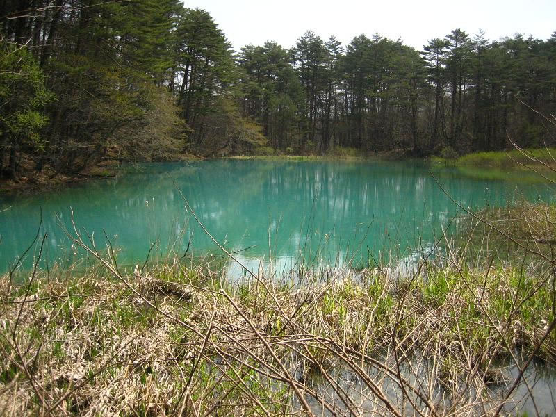 &nbspGoshiki-numa: série de lagos com cores incríveis