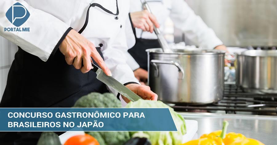 &nbspConcurso Gastronômico 'Burajiru Grand Chef'