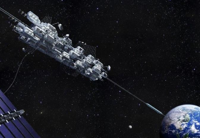 &nbspPesquisadores no Japão vão conduzir experimento para 'elevador espacial'