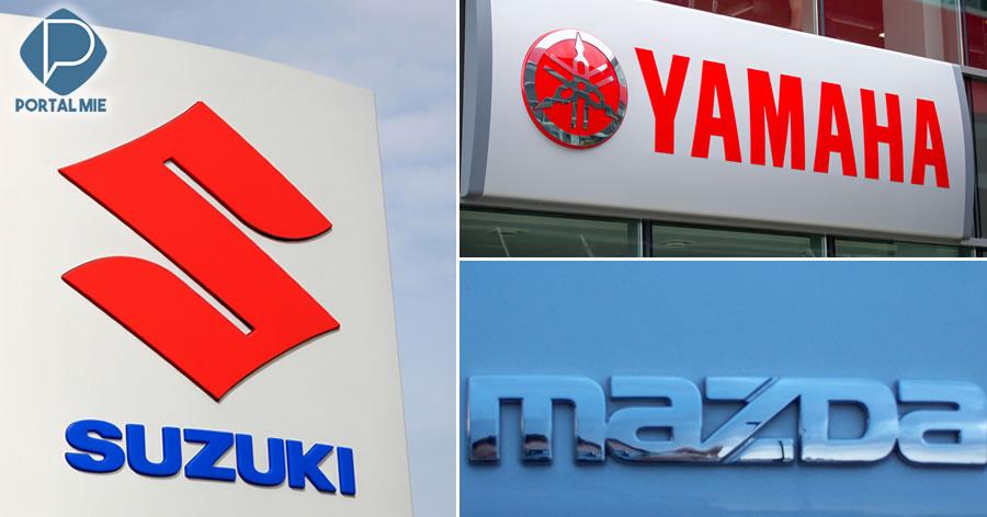 &nbspMazda, Suzuki e Yamaha também manipularam testes de emissões de poluentes