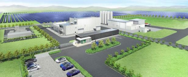 &nbspConstrução para uma das maiores usinas de hidrogênio do mundo tem início em Fukushima