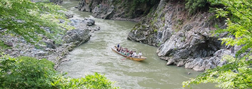 &nbspHozugawa Kudari: maneira especial de explorar Quioto