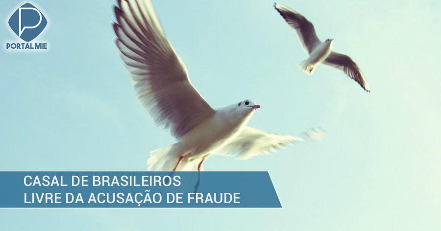 &nbspCasal de brasileiros de Aichi tem acusação retirada