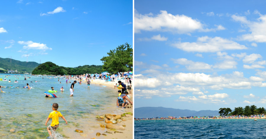 &nbspHavaí de Hokuriku: paraíso na ilha não habitada