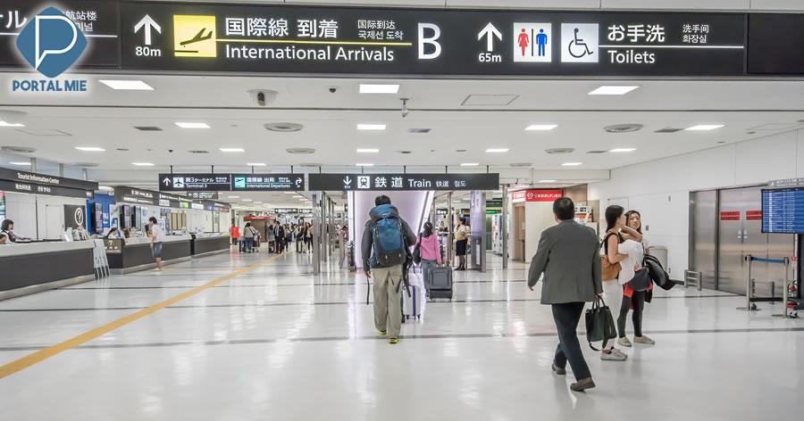 &nbspAeroporto de Narita contrata mais estrangeiros
