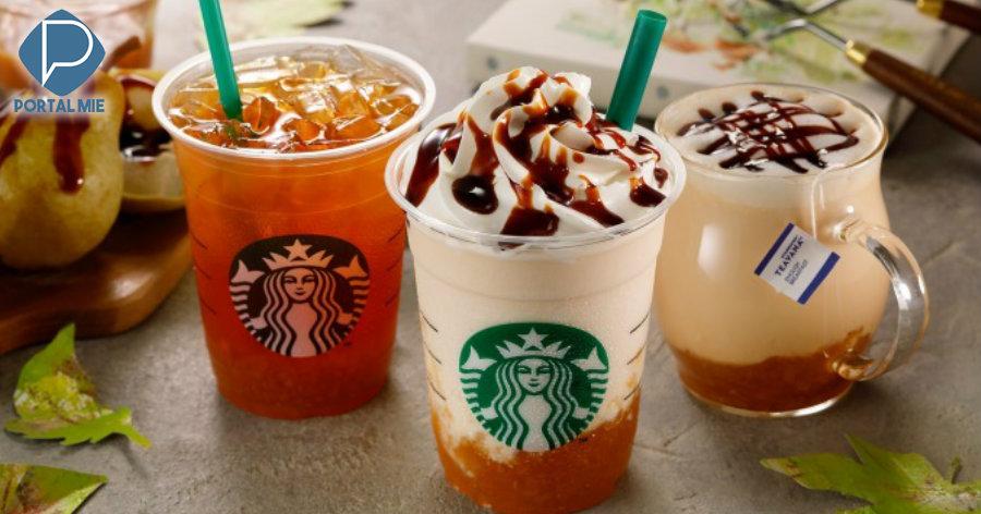 &nbspCampanha de outono no Starbucks