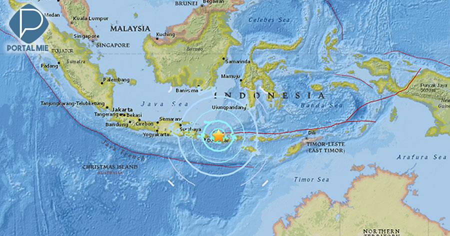 Terremoto de magnitude 63 atinge lombok na indonsia portal mie nbspterremoto de magnitude 63 atinge lombok na indonsia stopboris Gallery