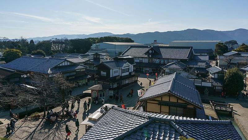 &nbspToei Kyoto Studio Park: cenário de filmagens e parque temático em um só lugar