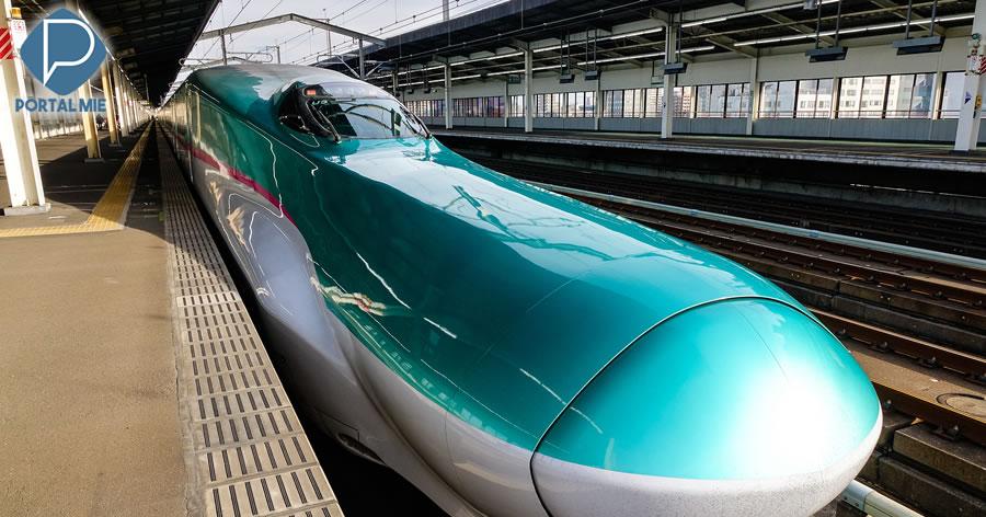 &nbspJR East considera operações de trens sem condutores