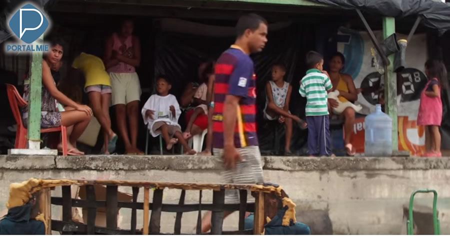 &nbspGoverno anuncia a interiorização de mais 1 mil venezuelanos