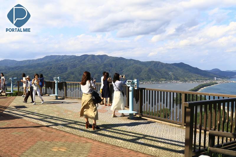 &nbspAmanohashidate: conheça uma das 3 vistas cênicas mais belas do Japão