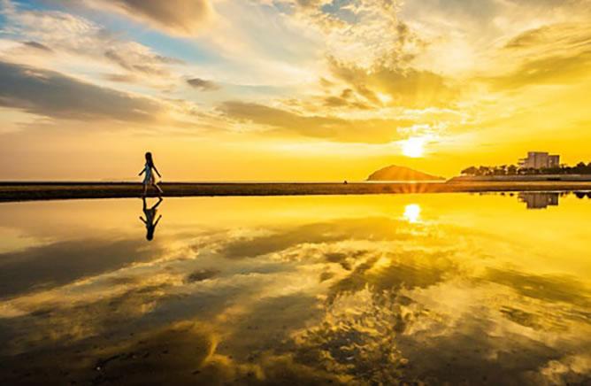 &nbsp10 lugares incríveis para apreciar o pôr do sol no Japão
