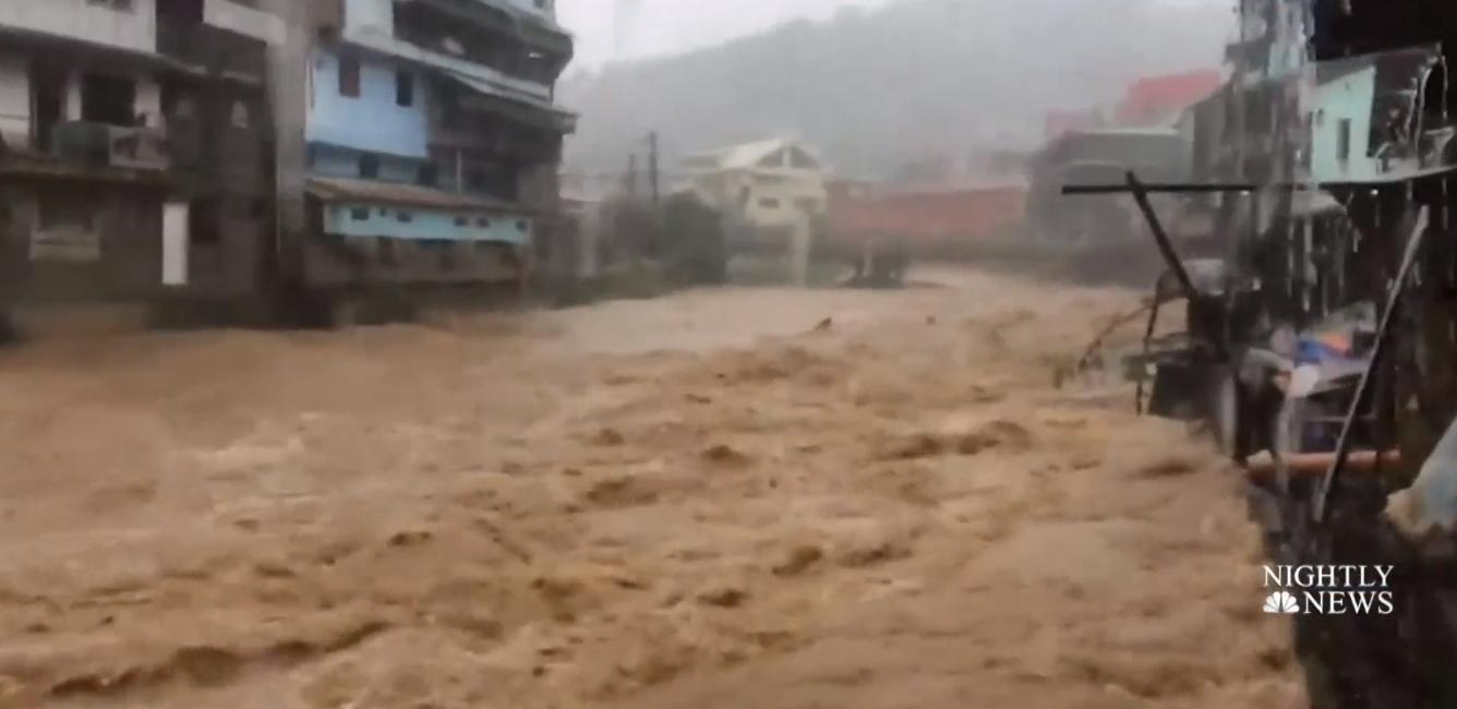 &nbspSupertufão Mangkhut deixa pelo menos 28 mortos nas Filipinas