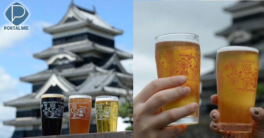 &nbspFestival da cerveja artesanal em Nagano