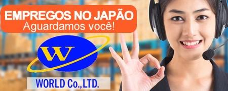 Empregos no Japão - World