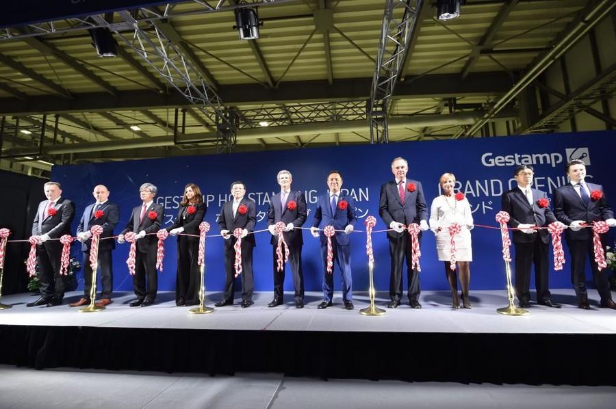 &nbspIndústria automotiva espanhola inaugura fábrica em Mie