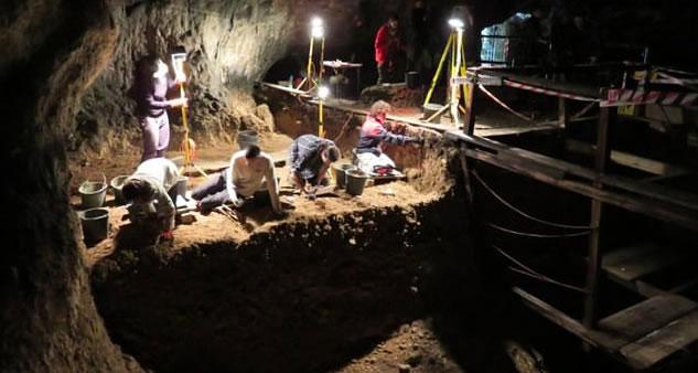 &nbspOssos revelam que criança neandertal foi devorada por pássaro gigante