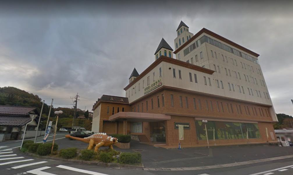&nbspMuseu de dinossauros que também é hotel ganha popularidade em Shimane