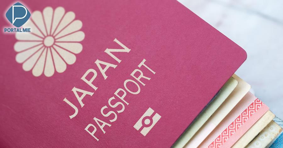 &nbspJapão tem agora o passaporte mais poderoso do mundo