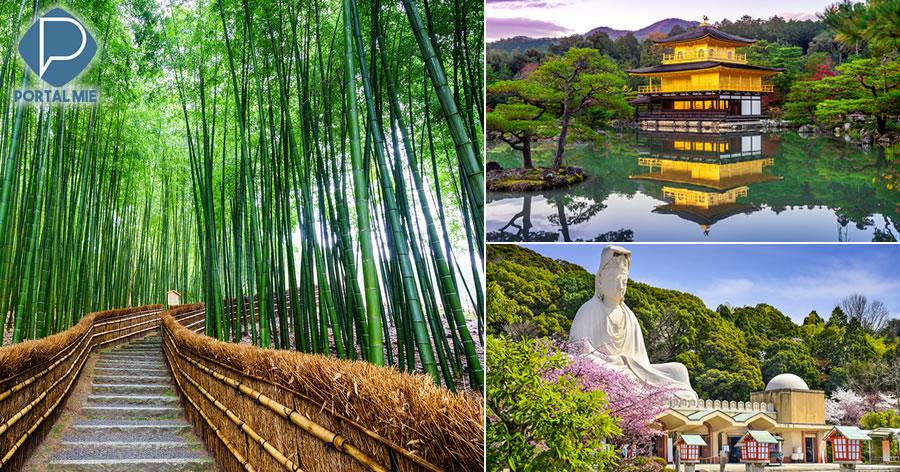 &nbspQuioto lidera novo ranking de cidades japonesas mais atrativas para pessoas e negócios
