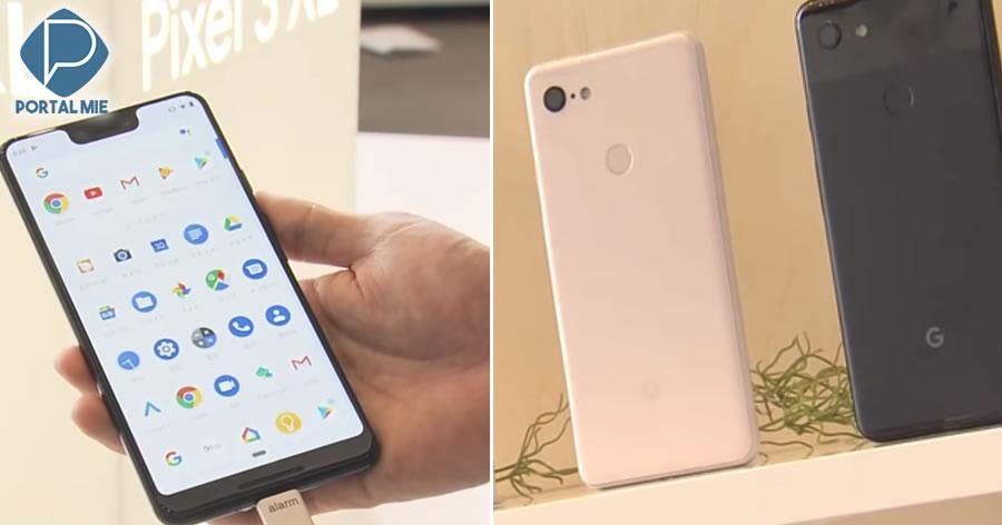 &nbspGoogle lançará smartphones com inteligência artificial no Japão