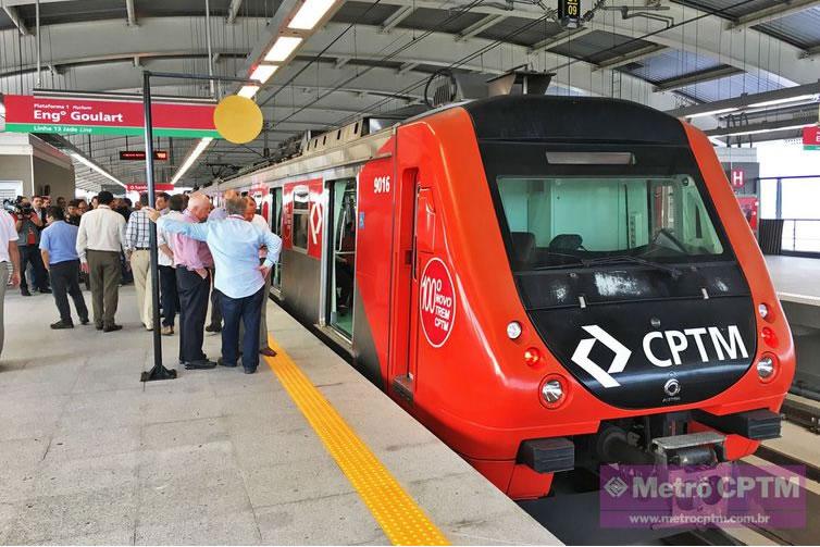 &nbspAeroporto de Cumbica ganha ligação direta por trem até o centro de São Paulo
