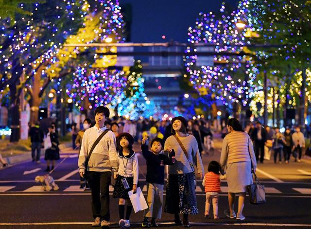 &nbspPasseios gratuitos cheios de luzes nas grandes capitais