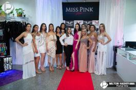 Exotic Fashion&nbspLançamento Miss Pink Japan