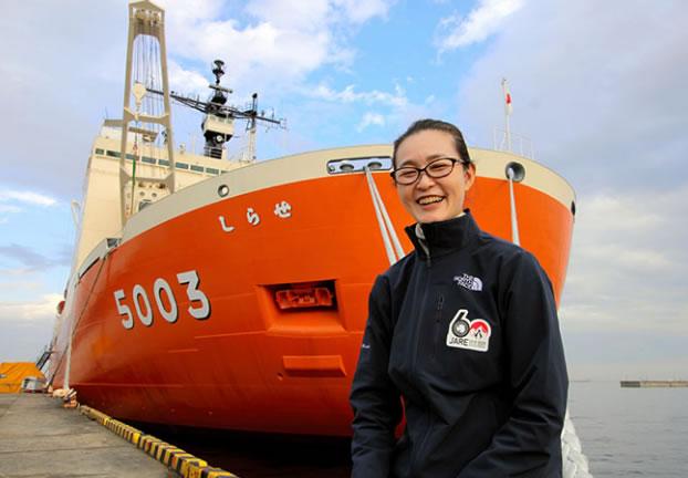 &nbspPela primeira vez, mulher vai liderar equipe japonesa na Antártida