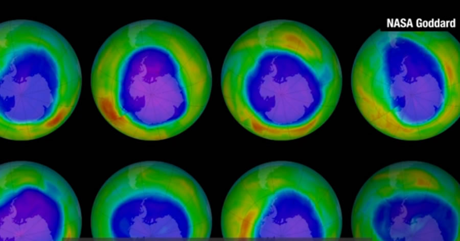 &nbspCamada de ozônio 'vai se recuperar totalmente dentro de 50 anos'